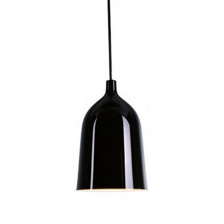 Suspension design small bottle black & white