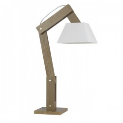 Lampe design bois Willy