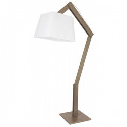 Lampadaire bois naturel Willy
